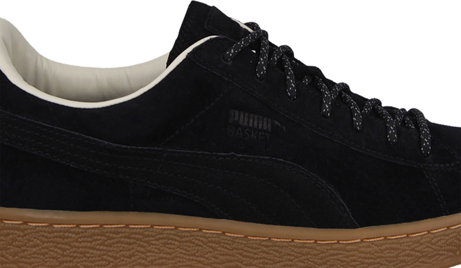 herren schuhe sneakers puma basket classic winterized. Black Bedroom Furniture Sets. Home Design Ideas