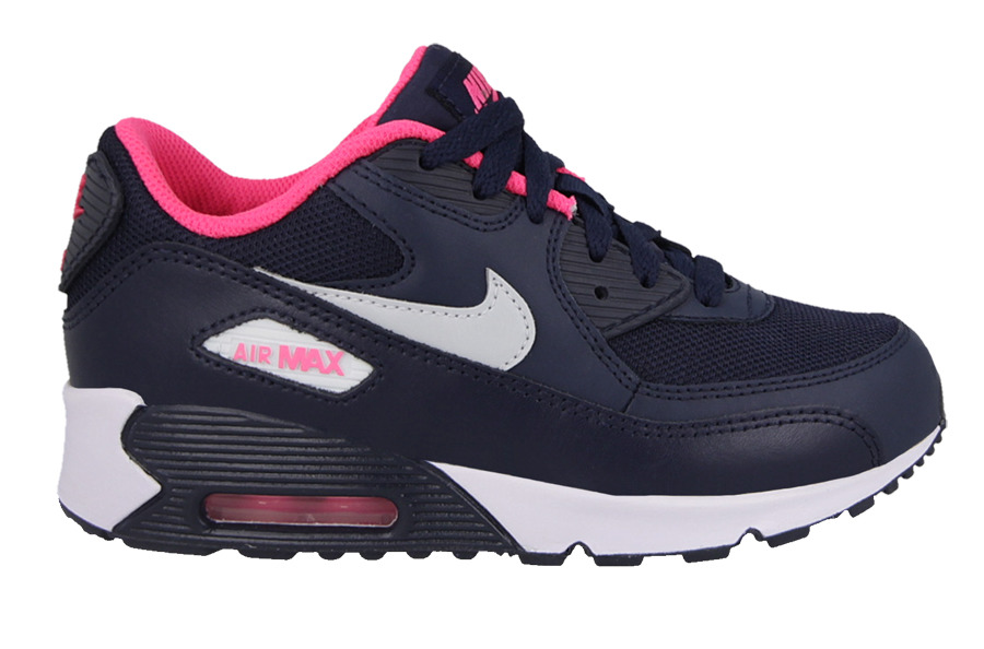kinder schuhe sneakers nike air max 90 mesh ps 724856. Black Bedroom Furniture Sets. Home Design Ideas