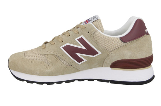 Herren Schuhe sneakers New Balance Made in UK M670SBP