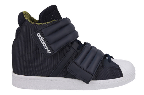 DAMEN SCHUHE ADIDAS SUPERSTAR UP 2STRAP RITA ORA S82794
