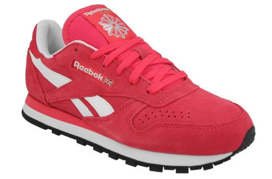 DAMEN SCHUHE REEBOK CL LEATHER SUEDE NEU SNEAKER M46525