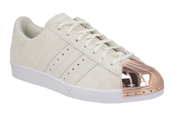 DAMEN SCHUHE SNEAKERS ADIDAS ORIGINALS SUPERSTAR 80S METAL S75057