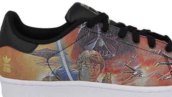 DAMEN SCHUHE SNEAKERS Adidas Originals Superstar Star Wars B24726