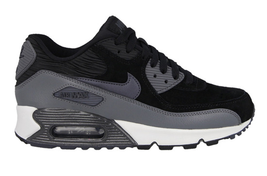 DAMEN SCHUHE SNEAKERS Nike Air Max 90 Leather 768887 001