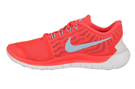 DAMEN SCHUHE SNEAKERS Nike Free 5.0 Bright Crimson 724383 601