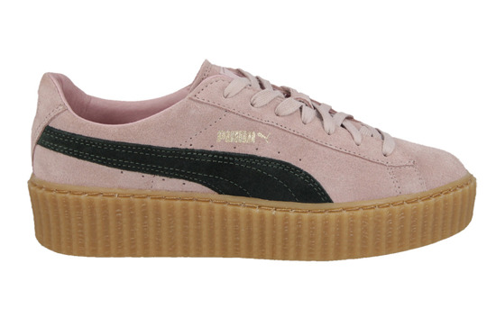 damen schuhe sneakers puma suede creepers x rihanna 361005. Black Bedroom Furniture Sets. Home Design Ideas
