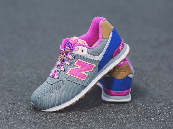"Damen Schuhe New Balance ""Expedition Pack"" KL574E9G"