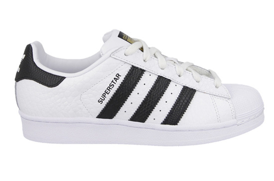 Damen Schuhe sneakers Adidas Originals Superstar Animal S75157
