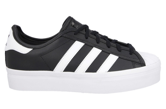 Damen Schuhe sneakers Adidas Originals Superstar Rize S75069