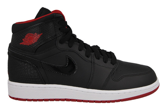 Damen Schuhe sneakers Air Jordan 1 Retro High Bg 705300 021