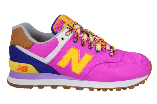"Damen Schuhe sneakers New Balance ""Expedition Pack"" WL574EXB"