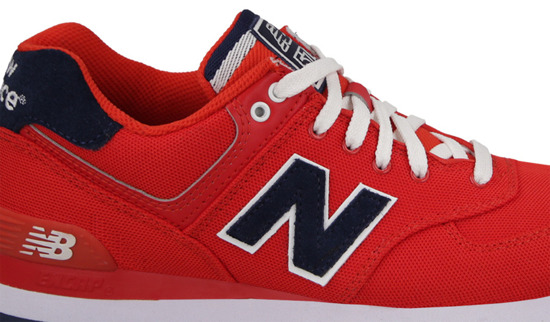 Damen Schuhe sneakers New Balance Polo Pack WL574POR