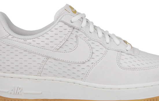 Damen Schuhe sneakers Nike Air Force 1 '07 Premium 616725 104