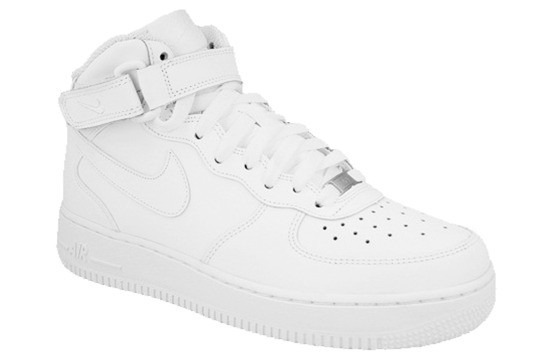 Damen Schuhe sneakers Nike Air Force 1 Mid (GS) 314195 113