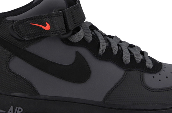 Damen Schuhe sneakers Nike Air Force Mid 1 (GS) 314195 045