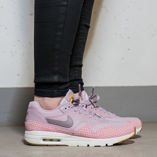 Damen Schuhe sneakers Nike Air Max 1 Ultra Essential Plum Fog 704993 501