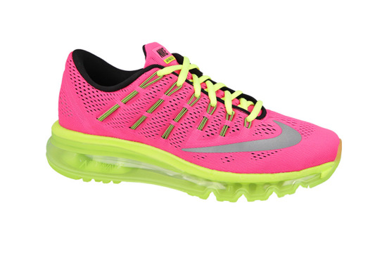 Damen Schuhe sneakers Nike Air Max 2016 (GS) 807237 600