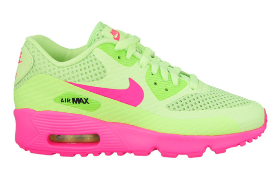 Damen Schuhe sneakers Nike Air Max 90 Breeze (GS) 833409 300