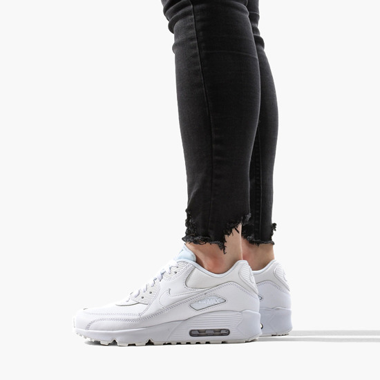 Damen Schuhe sneakers Nike Air Max 90 (GS) 833412 100