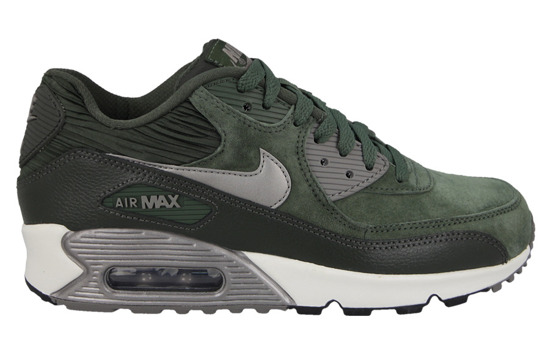 Damen Schuhe sneakers Nike Air Max 90 Leather 768887 301