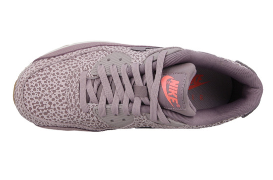"Damen Schuhe sneakers Nike Air Max 90 Premium ""Plum Safari"" 443817 500"