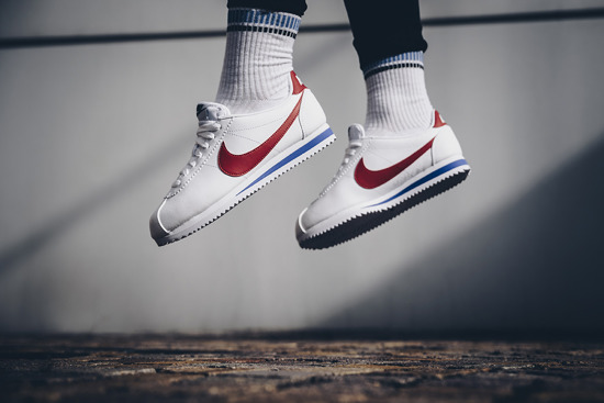Nike Cortez Forrest Gump On Feet smithland.co.uk