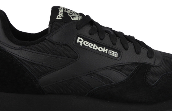 Damen Schuhe sneakers Reebok Classic Leather Glow In Dark AQ9693<