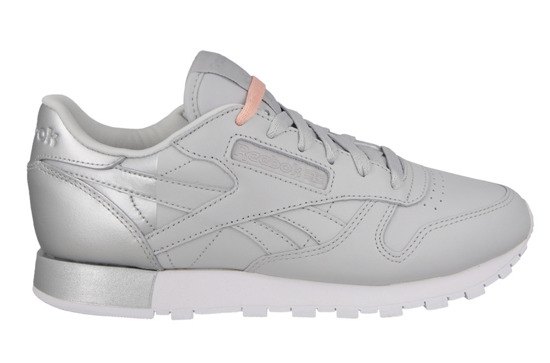 Damen Schuhe sneakers Reebok Classic Leather Matte Shine AR3072