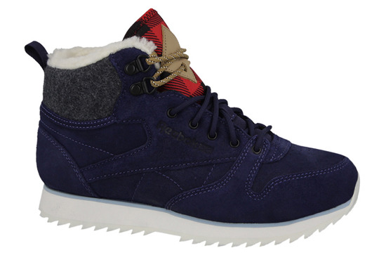 Damen Schuhe sneakers Reebok Classic Leather Mid Outdoor AQ9775