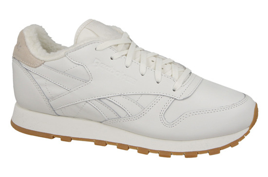 Damen Schuhe sneakers Reebok Classic Leather Sherpa Pack Bd1283