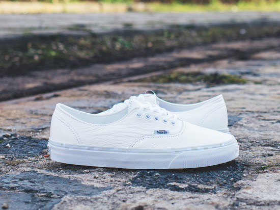 Damen Schuhe sneakers Vans Authentic Decon Premium Leather 18CEWB