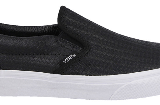 Damen Schuhe sneakers Vans Classic Slip-On Embossed Weave 3Z4IDS