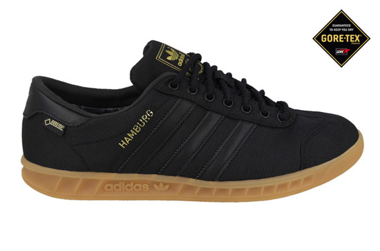 Damen Schuhe sneakers adidas Originals Hamburg Gtx S77293