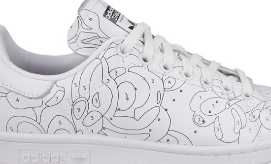 "Damen Schuhe sneakers adidas Originals Stan Smith Rita Ora ""Color Paint"" Pack S80292"