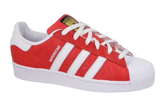 Damen Schuhe sneakers adidas Originals Superstar Animal S75158
