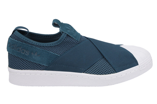 Damen Schuhe sneakers adidas Originals Superstar Slip On S75081