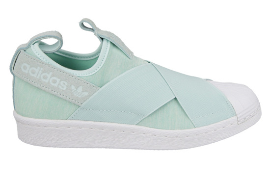 Damen Schuhe sneakers adidas Originals Superstar Slipon S76407