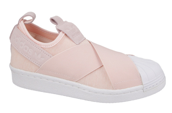 Damen Schuhe sneakers adidas Originals Superstar Slipon S76408
