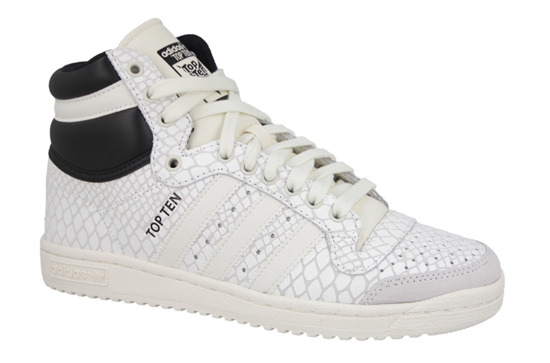 Damen Schuhe sneakers adidas Originals Top Ten Hi S75134