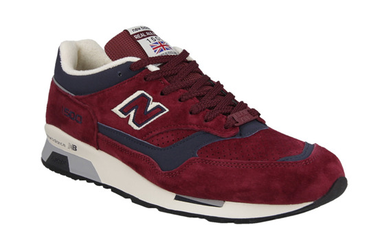 "HERREN SCHUHE SNEAKER  NEW BALANCE MADE IN UK ""THE CUMBRIAN RED - REAL ALE PACK"" M1500AB"