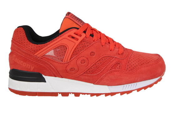 "HERREN SCHUHE SNEAKERS Saucony Grid SD Red ""No Chill Pack"" S70198 1"