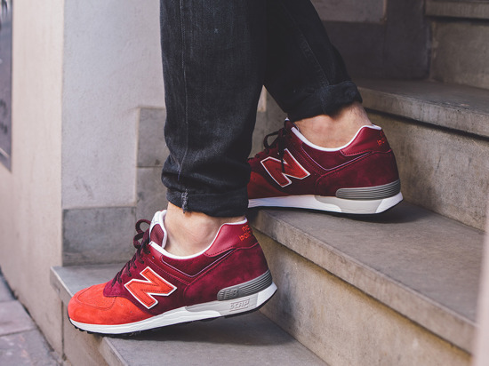 Herren Schuhe New Balance Made In UK M576PRP