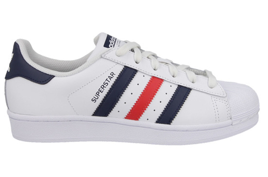 Herren Schuhe sneakers Adidas Originals Superstar Foundation S79208