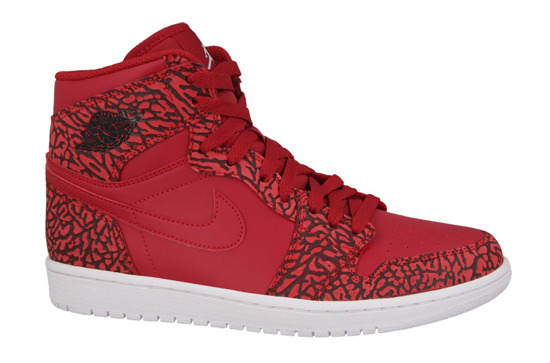 Herren Schuhe sneakers Air Jordan 1 Retro High 839115 600