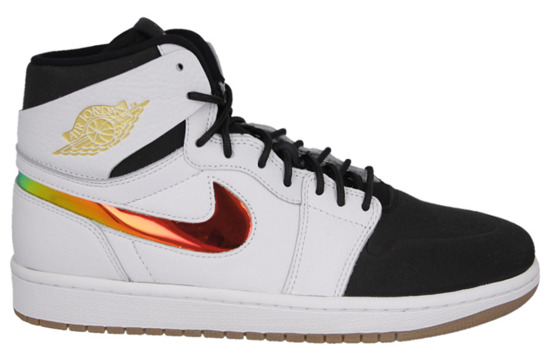 Herren Schuhe sneakers Air Jordan 1 Retro High Nouveau 819176 104