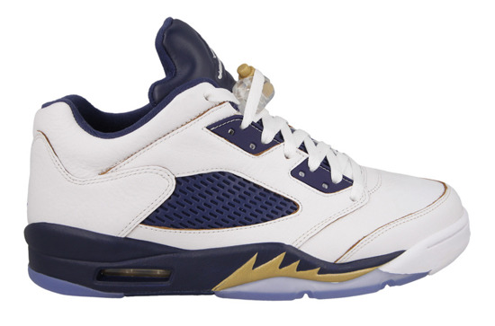Herren Schuhe sneakers Air Jordan 5 Retro Low 819171 135