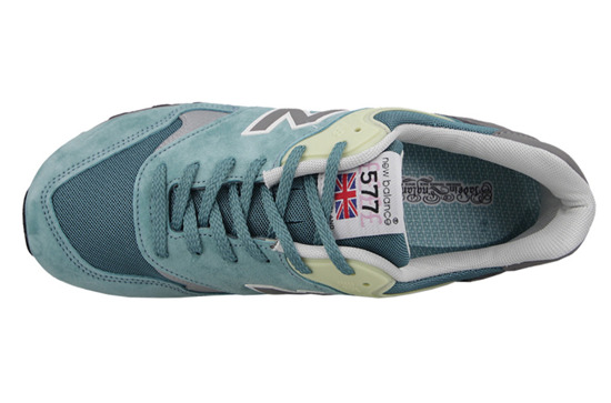 Herren Schuhe sneakers New Balance Made In UK M577ETB
