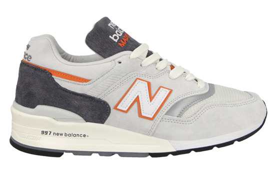 Herren Schuhe sneakers New Balance Made In Usa Explore By Sea M997CSEA