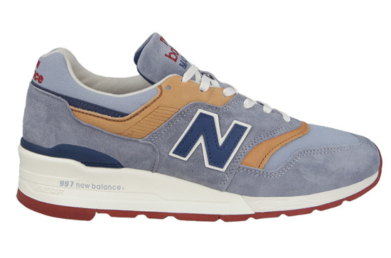 Herren Schuhe sneakers New Balance Made in The USA M997DOL