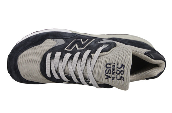 "Herren Schuhe sneakers New Balance Made in USA ""Bringback"" M585BG"